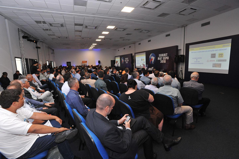 6º Congresso de Valorização do Rental recebeu 230 pessoas