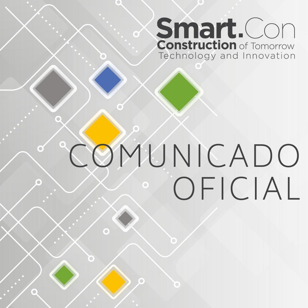 A Messe München do Brasil decide postergar a realização da Smart.Con