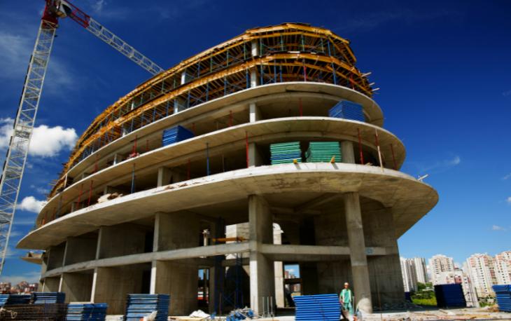 Vendas de materiais de construção crescem 38% no 1° trimestre de 2021